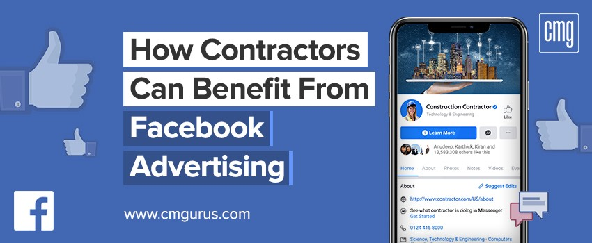 How contractors can benefit from Facebook advertising