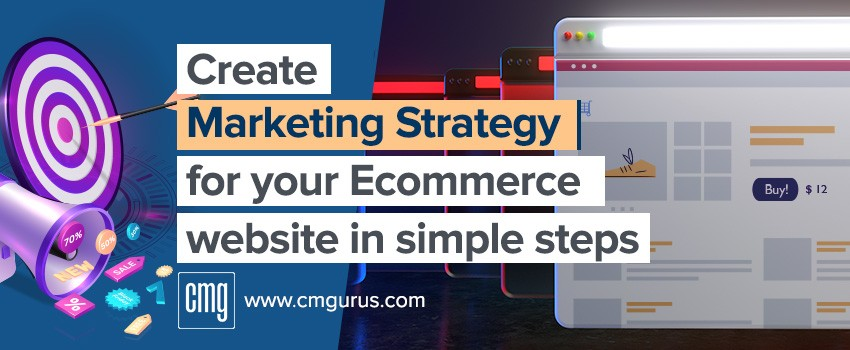 How to start with marketing strategy of a new e-commerce website
